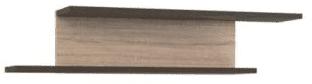Полица 180 Соло - дъб сонома